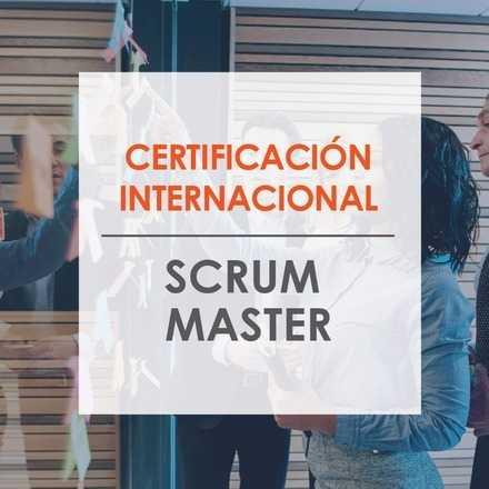 Certificación ONLINE Scrum Master - PA