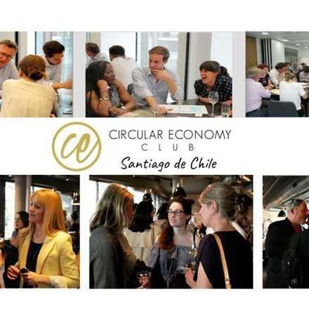Circular Economy Club Stgo, Post Mapping Week: Iniciativas en Economía Circular
