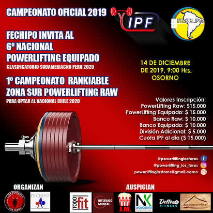 Nacional Powerlifting