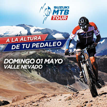 Suzuki Mountain Bike Tour 1ª Fecha 2016