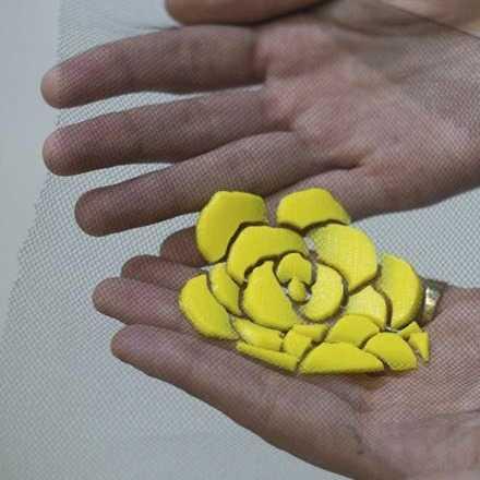 Workshop Impresión 3D Sobre Textiles