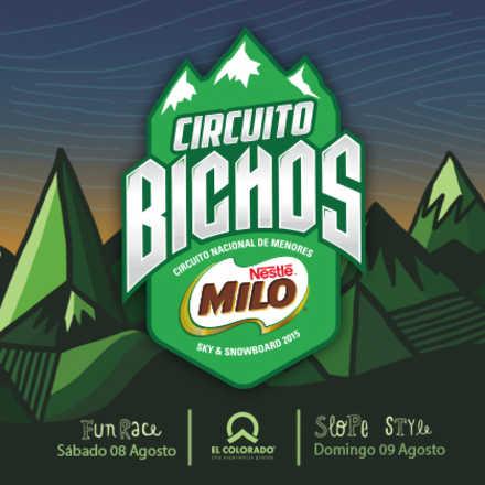 Circuito Bichos MILO - EL COLORADO