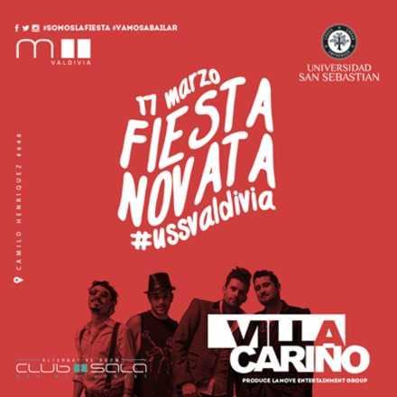 VILLA CARIÑO - CLUB SALA MURANO VALDIVIA