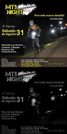 MTB NIGHT 2° fecha
