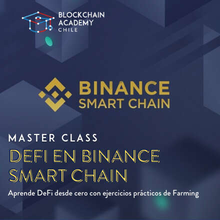 MasterClass DeFi en Binance Smart Chain