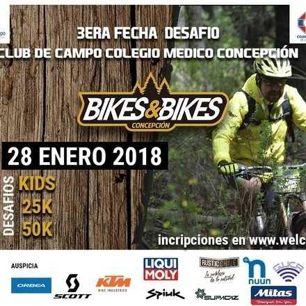 Desafío Club de Campo Colegio Médico Concepción