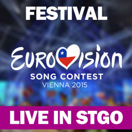 EUROVISION LIVE IN SANTIAGO