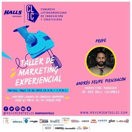 TALLER DE MARKETING EXPERIENCIAL