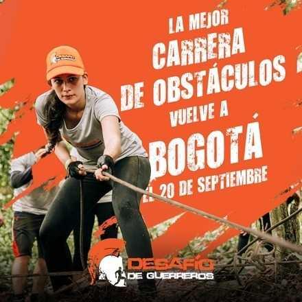 Desafío de Guerreros Bogotá 20-Sep