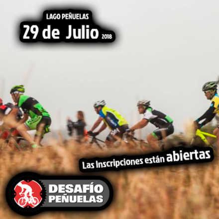 Desafío Peñuelas MTB 29 de Julio 2018
