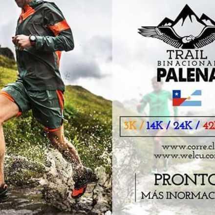 """2° Versión Ultra Trail Binacional Palena 2018; """"El desafío de la Patagonia""""."""