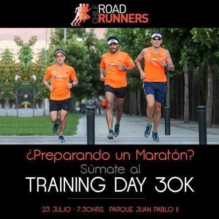 Training Day 30k