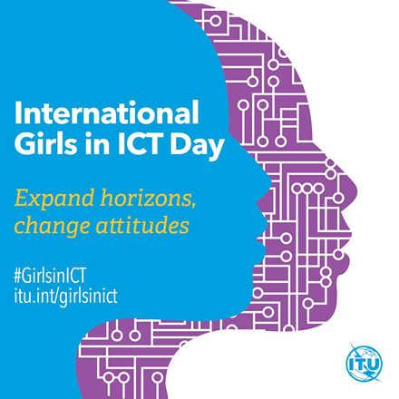 Ciclo de Charlas Día Internacional de las Niñas en las TIC
