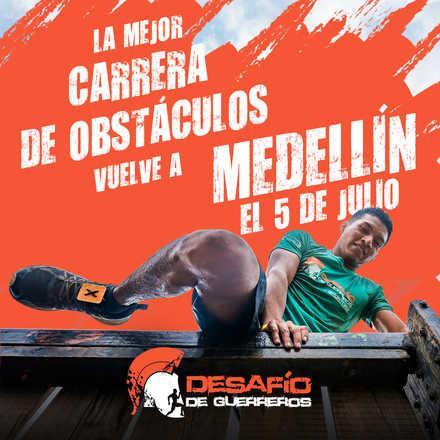 Desafío de Guerreros Medellín