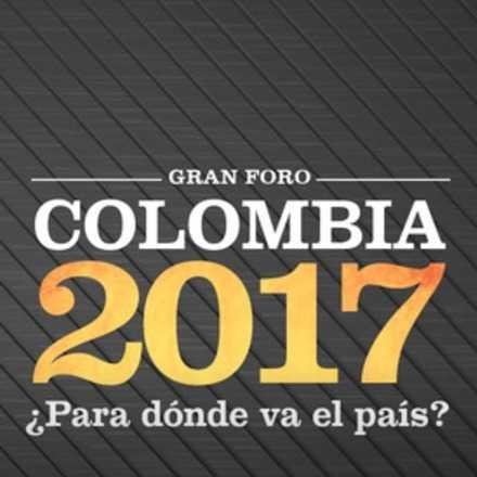 GRAN FORO COLOMBIA 2017