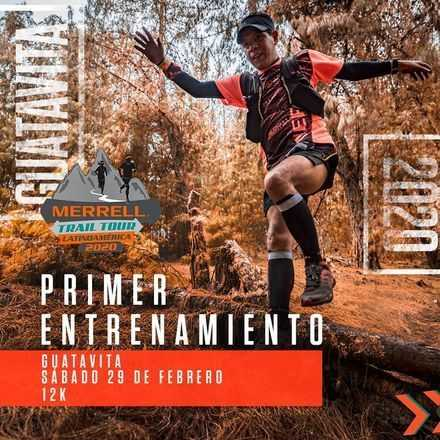PRIMER ENTRENAMIENTO MERRELL TRAIL TOUR 2020