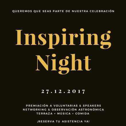 Inspiring Girls Celebración 2017