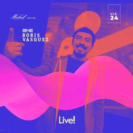 VIERNES SOCIAL 24 DE MAYO // #ONEGROUP // DJ BORIS VASQUEZ /// PRI CANDIA (ROOFTOP)