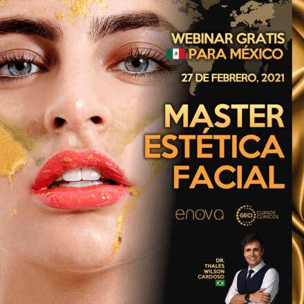 VI MasterClass de Armonización Facial - México