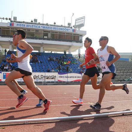 Campeonato Nacional de Para-Atletismo 1° Fecha 2018