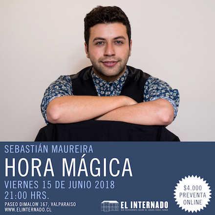 Hora Mágica – Sebastián Maureira