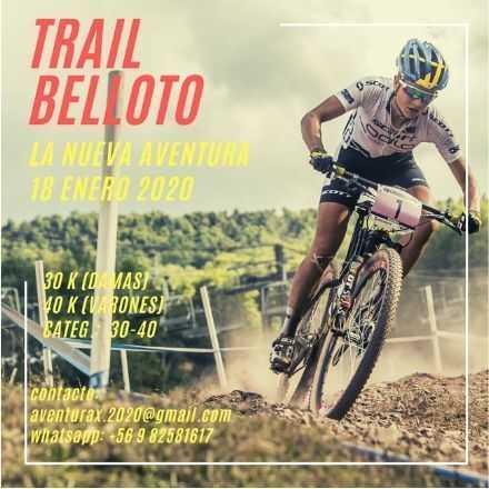 Trail MTB Belloto Enero 2020