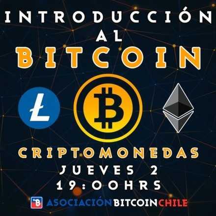 Introducción al Bitcoin y las Criptomonedas - 2 de Mayo