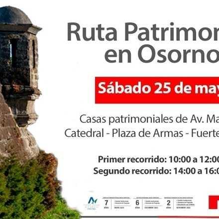 Día del patrimonio - Circuito Osorno Patrimonial
