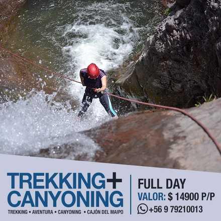 Trekking + Canyoning