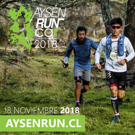Aysén Run 2018 / 5ª Edición !!