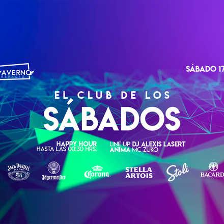 """Santo Averno """"El Club de los Sábados"""" Sábado 17 Agosto"""