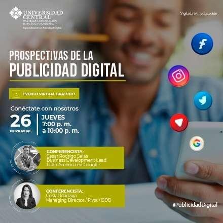Prospectivas en Publicidad Digital