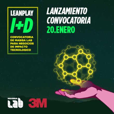 Lanzamiento Leanplay I+D (MASISA Lab + 3M)