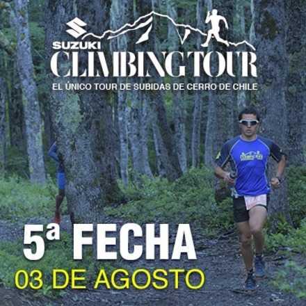Climbing Tour 5ta fecha 2019.