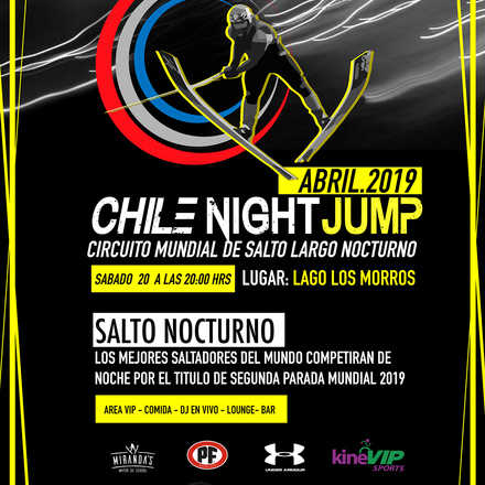 Entrada Chile night Jump 2019