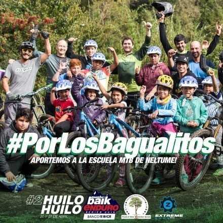 #PorLosBagualitos