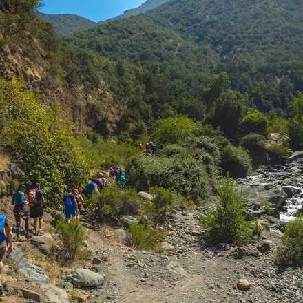 """Trekking Solidario """"Vivir más feliz"""""""