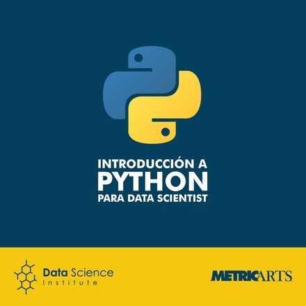 Curso Introducción a Phyton para Data Scientist