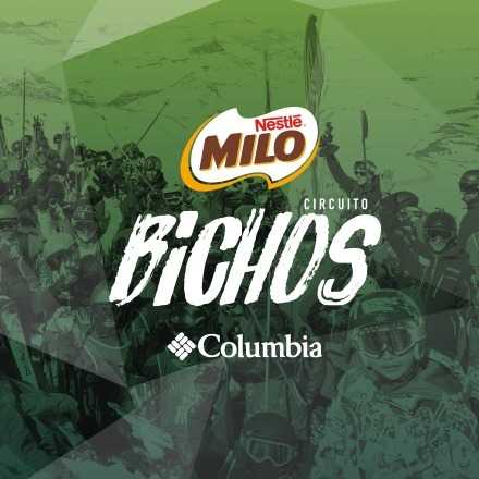 Milo Circuito Bichos by Columbia - La Parva - Boarder Cross