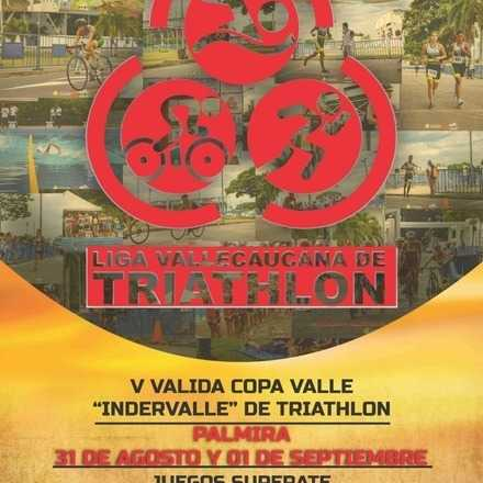 V VALIDA COPA VALLE DE TRIATLON 2019 Y FASE FINAL DEPARTAMENTAL SUPERATE PALMIRA