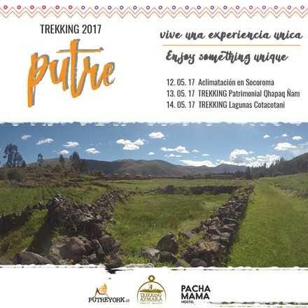 Trekking Putre 2017