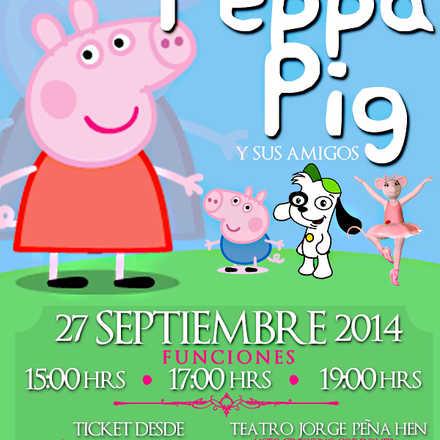El Show de Peppa Pig y sus amigos