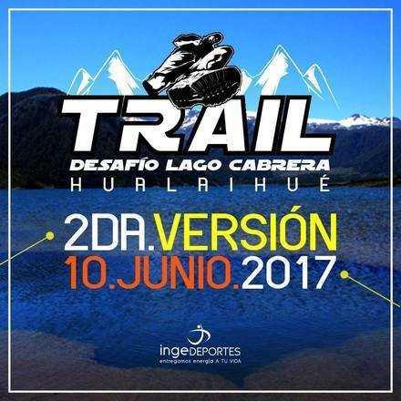 Trail Running Lago Cabrera