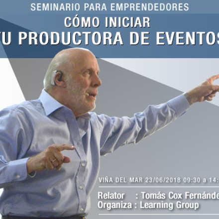 Seminario Producción de Eventos
