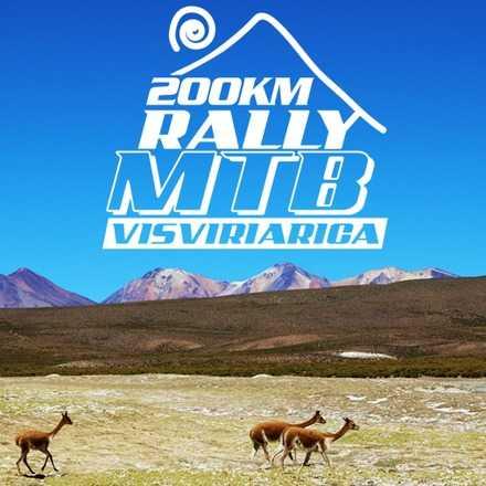 Rally MTB Visviri Arica 200 KM