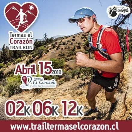 Termas El Corazón Trailrun - 2018 - Abril 15