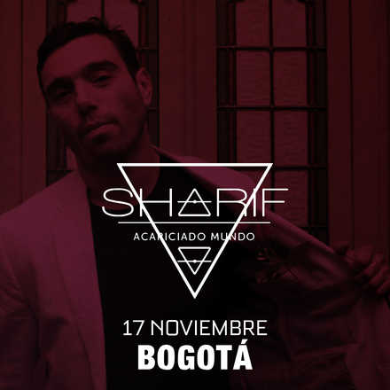 Sharif en Bogotá