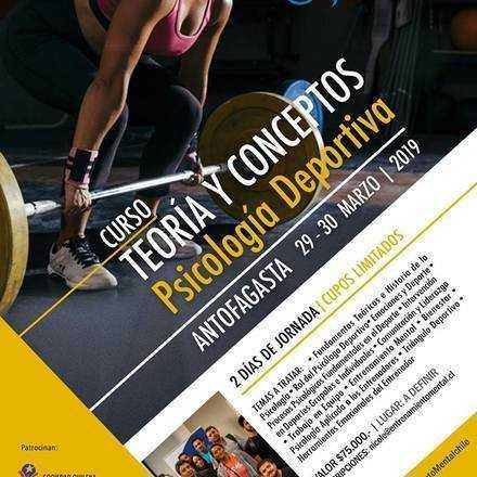 Curso de Psicología Deportiva: Conceptos y Teorías.