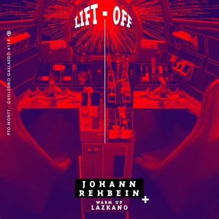 Lift - Off  Jue. 13-04 Johann Rehbein  en @BPMbarmusic
