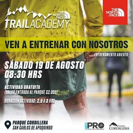 Entrenamiento Abierto pre Endurance Challenge Chile